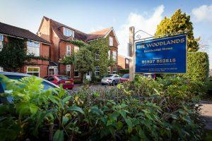 The Woodlands Care Home | Studley
